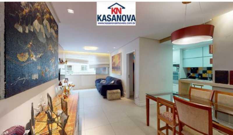 03 - Apartamento 2 quartos à venda Laranjeiras, Rio de Janeiro - R$ 1.180.000 - KFAP20370 - 4