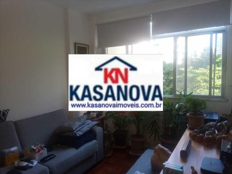 Photo_1624629867937 - Apartamento 2 quartos à venda Botafogo, Rio de Janeiro - R$ 850.000 - KFAP20371 - 3