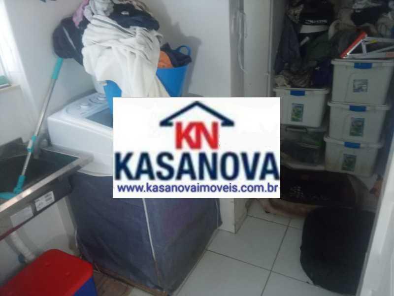 Photo_1624630050482 - Apartamento 2 quartos à venda Botafogo, Rio de Janeiro - R$ 850.000 - KFAP20371 - 21