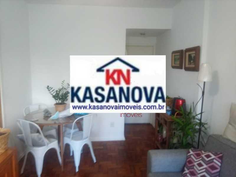 Photo_1624629868484 - Apartamento 2 quartos à venda Botafogo, Rio de Janeiro - R$ 850.000 - KFAP20371 - 4