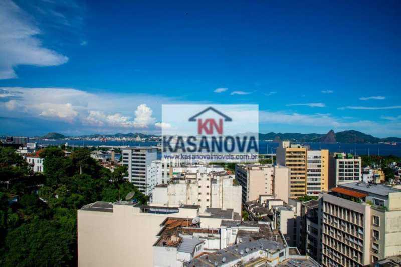 01 - Cobertura 4 quartos à venda Glória, Rio de Janeiro - R$ 1.270.000 - KFCO40017 - 1