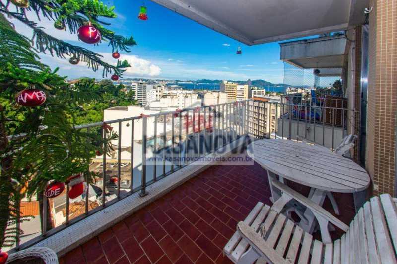 Photo_1625501308195 - Cobertura 4 quartos à venda Glória, Rio de Janeiro - R$ 1.270.000 - KFCO40017 - 4