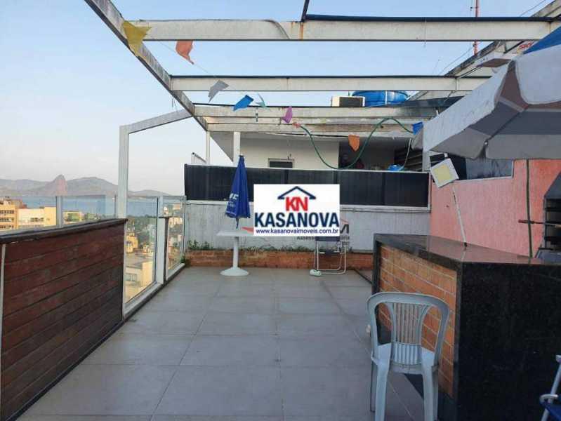 Photo_1625501979303 - Cobertura 4 quartos à venda Glória, Rio de Janeiro - R$ 1.270.000 - KFCO40017 - 29