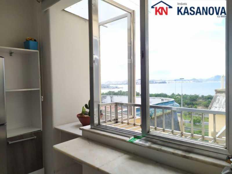 01 - Apartamento 2 quartos à venda Glória, Rio de Janeiro - R$ 450.000 - KFAP20382 - 1