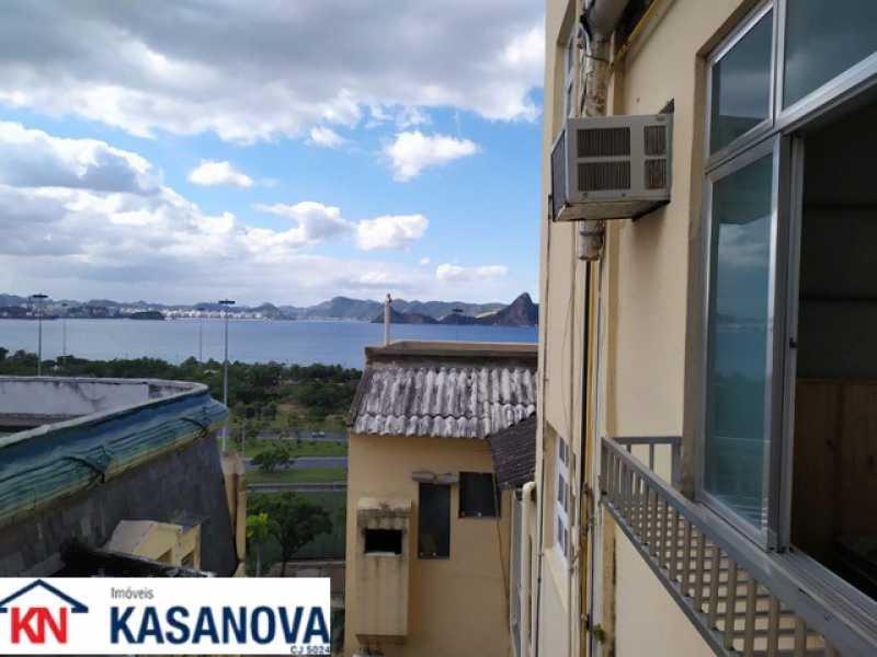 03 - Apartamento 2 quartos à venda Glória, Rio de Janeiro - R$ 450.000 - KFAP20382 - 4