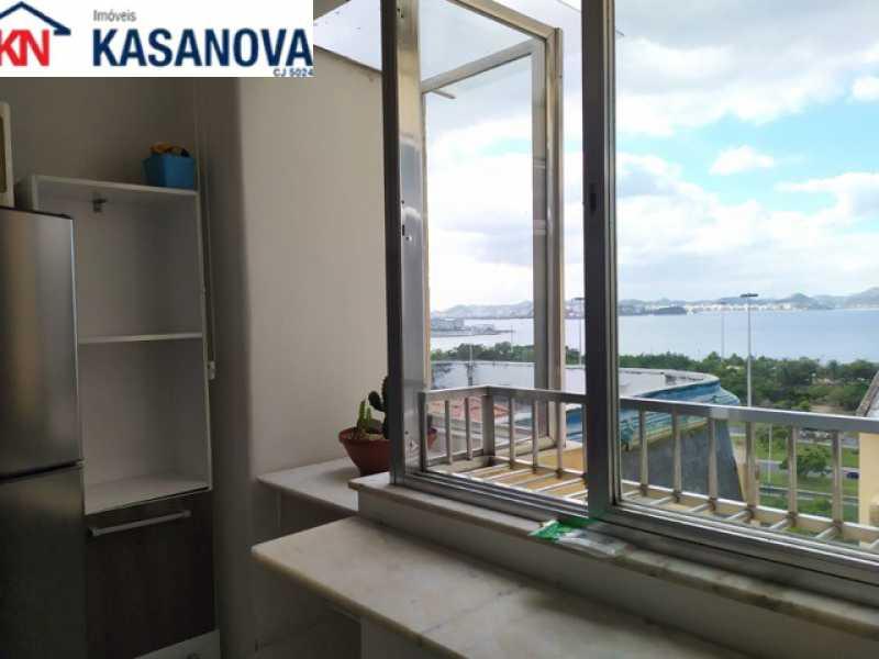 05 - Apartamento 2 quartos à venda Glória, Rio de Janeiro - R$ 450.000 - KFAP20382 - 6