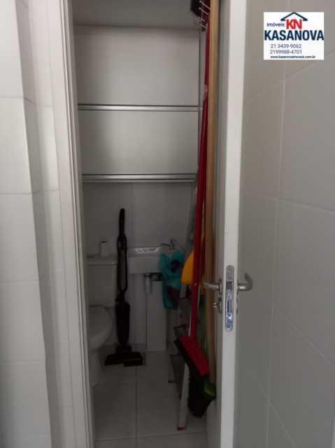 Photo_1631107935718 - Apartamento 2 quartos à venda Botafogo, Rio de Janeiro - R$ 1.300.000 - KFAP20389 - 17
