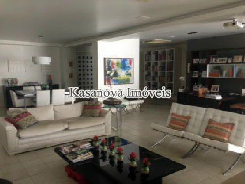 6 - Apartamento 4 quartos à venda Lagoa, Rio de Janeiro - R$ 3.300.000 - CA40091 - 7