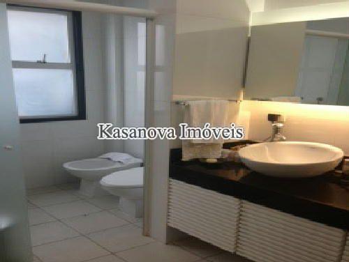 14 - Apartamento 4 quartos à venda Lagoa, Rio de Janeiro - R$ 3.300.000 - CA40091 - 15