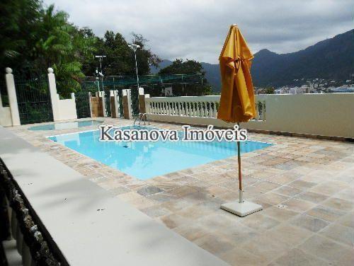 18 - Apartamento 4 quartos à venda Lagoa, Rio de Janeiro - R$ 3.300.000 - CA40091 - 19