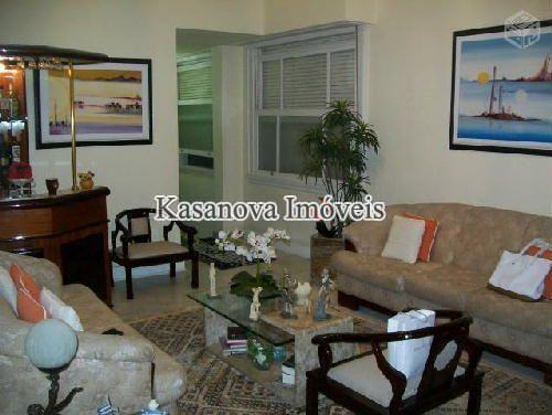 FOTO1 - Apartamento 3 quartos à venda Laranjeiras, Rio de Janeiro - R$ 1.300.000 - FA31028 - 1