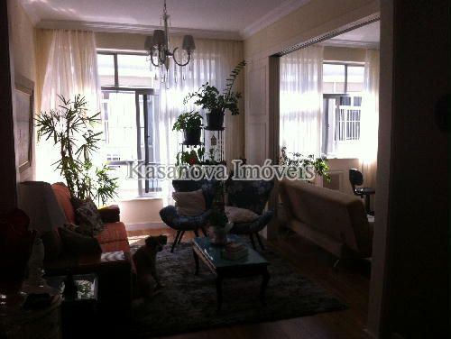 03 - Apartamento 3 quartos à venda Flamengo, Rio de Janeiro - R$ 1.200.000 - FA31176 - 4