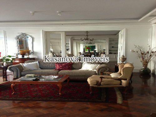1 - Apartamento 4 quartos à venda Flamengo, Rio de Janeiro - R$ 4.800.000 - FA40173 - 1
