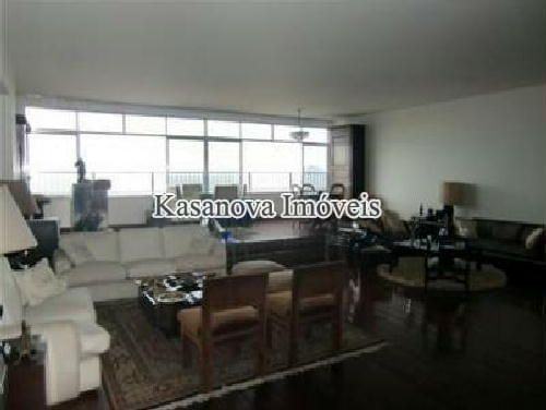 01 - Apartamento 4 quartos à venda Copacabana, Rio de Janeiro - R$ 4.400.000 - FA40190 - 1