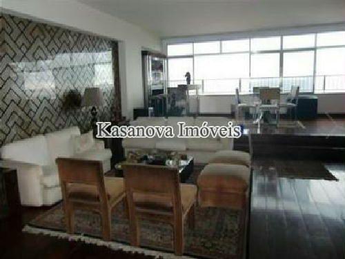 02 - Apartamento 4 quartos à venda Copacabana, Rio de Janeiro - R$ 4.400.000 - FA40190 - 3