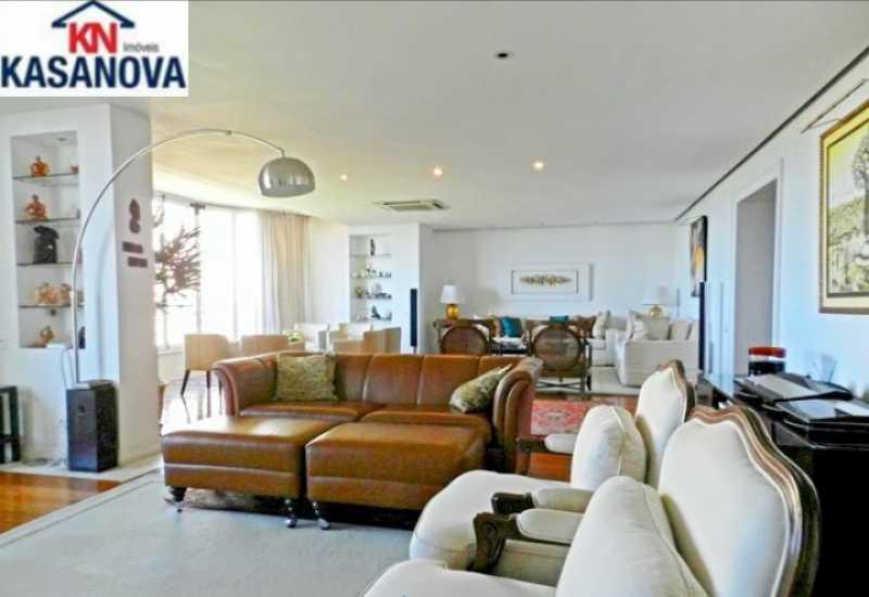 02 - Apartamento 4 quartos à venda Flamengo, Rio de Janeiro - R$ 5.000.000 - FA40213 - 3