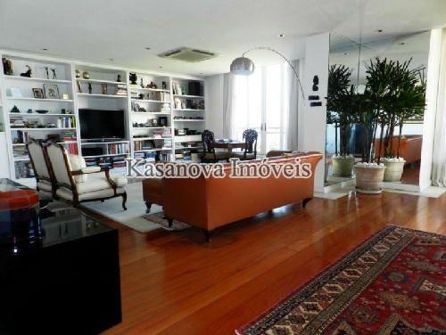 08 - Apartamento 4 quartos à venda Flamengo, Rio de Janeiro - R$ 5.000.000 - FA40213 - 9