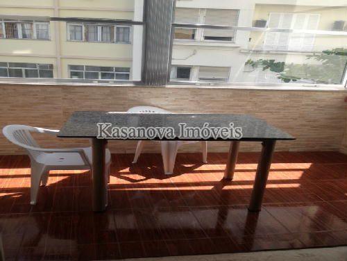 02 - Apartamento 3 quartos à venda Flamengo, Rio de Janeiro - R$ 850.000 - KFAP30169 - 3