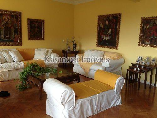 FOTO5 - Apartamento 4 quartos à venda Flamengo, Rio de Janeiro - R$ 2.300.000 - FA40227 - 6