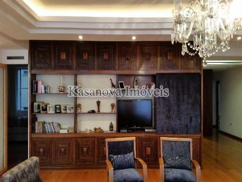 02 - Apartamento 4 quartos à venda Flamengo, Rio de Janeiro - R$ 2.500.000 - FA40229 - 3