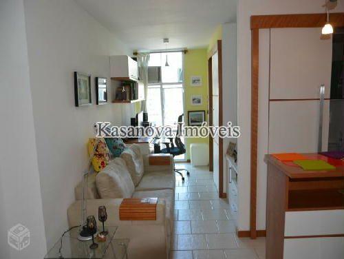 01 - Apartamento 1 quarto à venda Centro, Rio de Janeiro - R$ 375.000 - FA10628 - 1