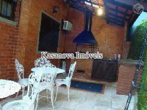 02 - Casa 4 quartos à venda Laranjeiras, Rio de Janeiro - R$ 3.360.000 - FC40094 - 3