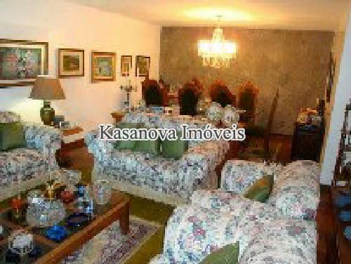 03 - Casa 4 quartos à venda Laranjeiras, Rio de Janeiro - R$ 3.360.000 - FC40094 - 4