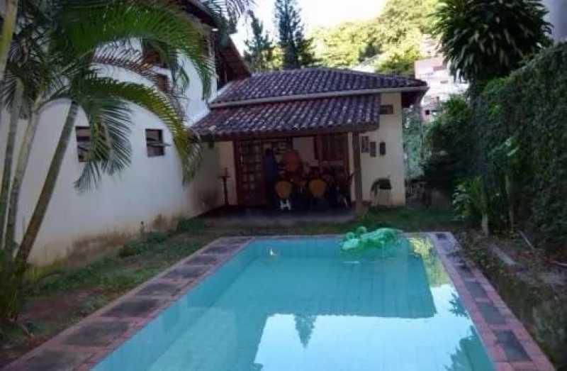 13 - Casa 4 quartos à venda Cosme Velho, Rio de Janeiro - R$ 1.500.000 - FC40097 - 14