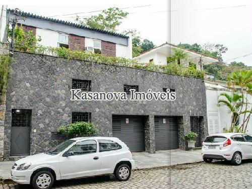 FOTO1 - Casa À VENDA, Jardim Botânico, Rio de Janeiro, RJ - FC40099 - 1