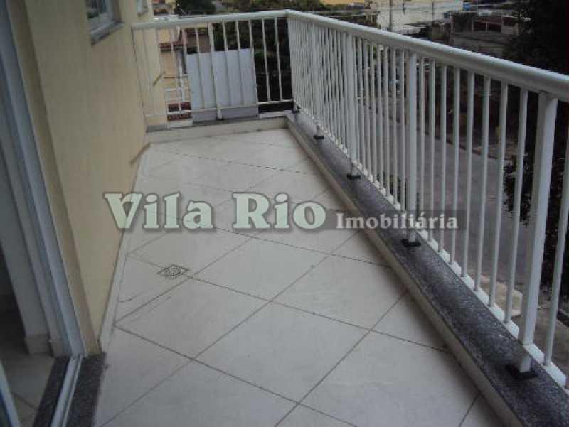 varanda - Fachada - COMANDANTE COELHO 106 - 55 - 20