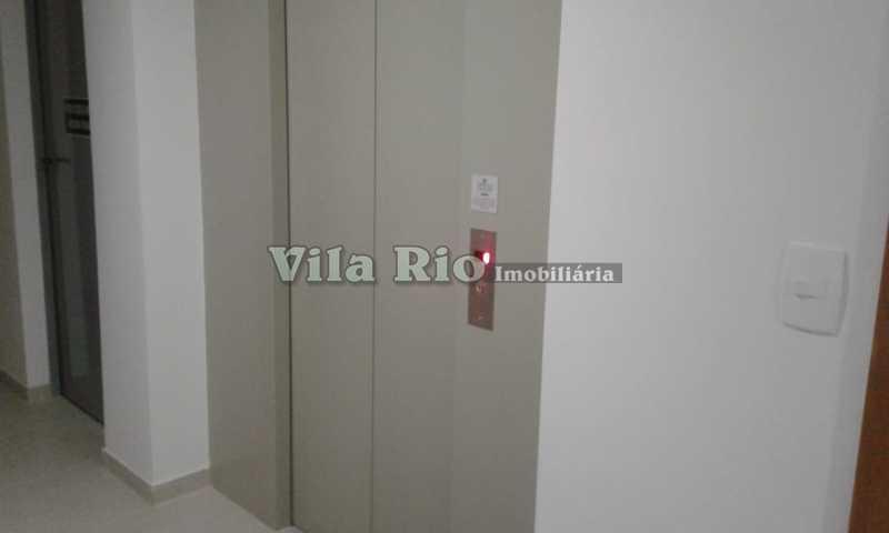 ELEVADOR - Fachada - RUA CACHAMBI 274 - 78 - 21