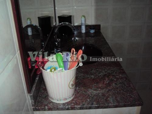 BANHEIRO1.1 - Casa 3 quartos à venda Vila da Penha, Rio de Janeiro - R$ 600.000 - VR30219 - 17
