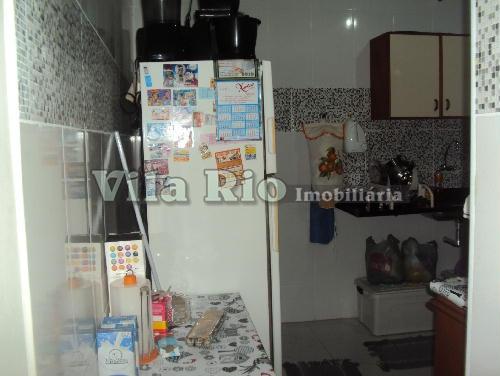 COZINHA - Casa 3 quartos à venda Vila da Penha, Rio de Janeiro - R$ 450.000 - VR30219 - 22