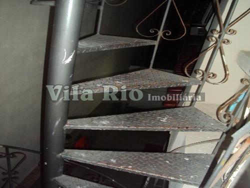 ESCADA - Casa 3 quartos à venda Vila da Penha, Rio de Janeiro - R$ 600.000 - VR30219 - 30