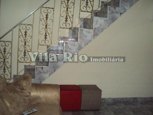 SALA - Casa 3 quartos à venda Vila da Penha, Rio de Janeiro - R$ 450.000 - VR30219 - 1