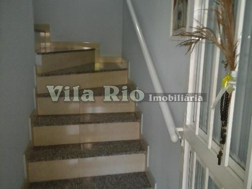 ESCADA - Casa 3 quartos à venda Irajá, Rio de Janeiro - R$ 450.000 - VR30242 - 25