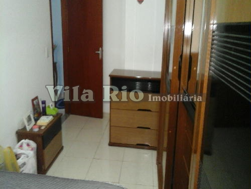 QUARTO2 - Casa 3 quartos à venda Irajá, Rio de Janeiro - R$ 450.000 - VR30242 - 7