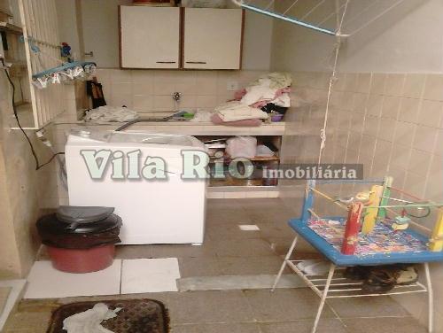 ÁREA DE SERVIÇO1 - Casa 3 quartos à venda Vista Alegre, Rio de Janeiro - R$ 1.500.000 - VR30246 - 15