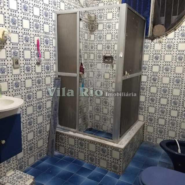 BANHEIRO 1 - Casa Irajá, Rio de Janeiro, RJ À Venda, 3 Quartos, 116m² - VR30261 - 8