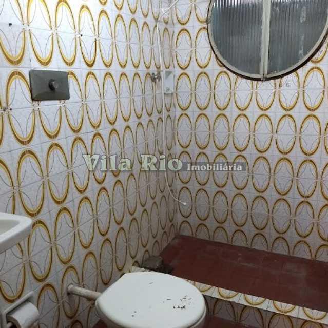 BANHEIRO - Casa Irajá, Rio de Janeiro, RJ À Venda, 3 Quartos, 116m² - VR30261 - 10