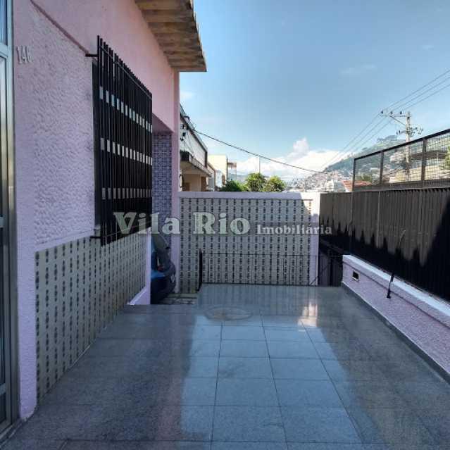 ENTRADA 2 - Casa Irajá, Rio de Janeiro, RJ À Venda, 3 Quartos, 116m² - VR30261 - 18