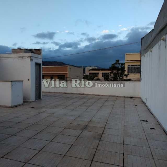 TERRAÇO 1 - Casa Irajá, Rio de Janeiro, RJ À Venda, 3 Quartos, 116m² - VR30261 - 26