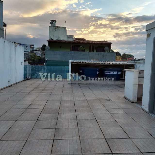 TERRAÇO 2 - Casa Irajá, Rio de Janeiro, RJ À Venda, 3 Quartos, 116m² - VR30261 - 27