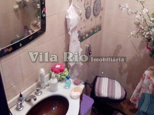 BANHEIRO1 - Casa 4 quartos à venda Ramos, Rio de Janeiro - R$ 590.000 - VR40066 - 12