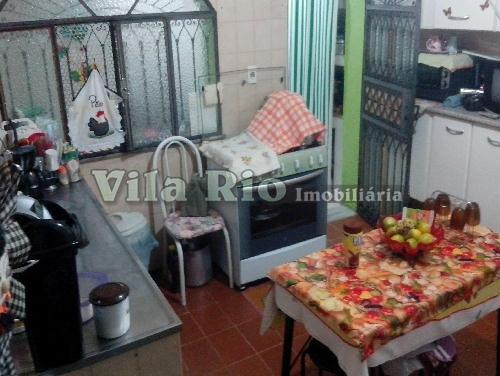 COZINHA - Casa 4 quartos à venda Ramos, Rio de Janeiro - R$ 590.000 - VR40066 - 15