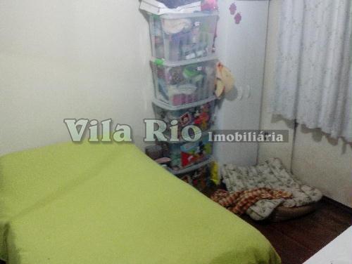 QUARTO2 - Casa 4 quartos à venda Ramos, Rio de Janeiro - R$ 590.000 - VR40066 - 7