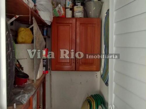 ÁREA - Casa 4 quartos à venda Vila Valqueire, Rio de Janeiro - R$ 1.000.000 - VR40078 - 17