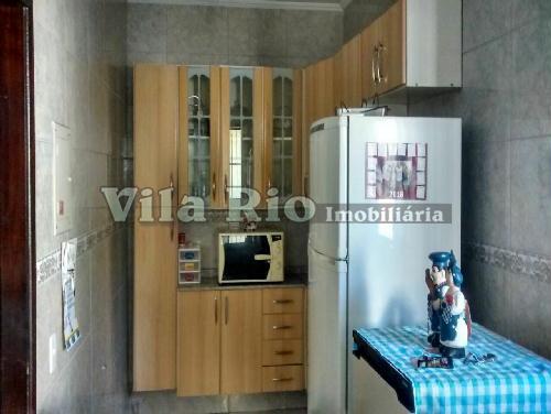 COZINHA1 - Casa 4 quartos à venda Vila Valqueire, Rio de Janeiro - R$ 1.000.000 - VR40078 - 16