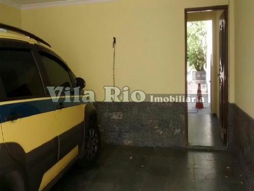 GARAGEM - Casa 4 quartos à venda Vila Valqueire, Rio de Janeiro - R$ 1.000.000 - VR40078 - 20
