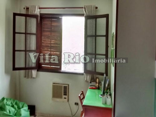 QUARTO3 - Casa 4 quartos à venda Vila Valqueire, Rio de Janeiro - R$ 1.000.000 - VR40078 - 8